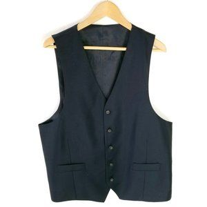 """Other - Men's Navy Blue 5-Button Vest 44"""""""